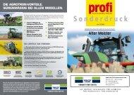 Agrotron M 640 profi-Test - Deutz fahr