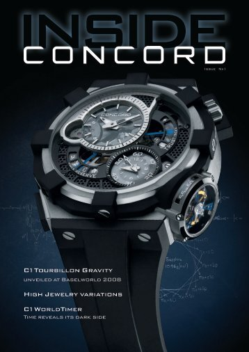 Issue Nr1 - Concord