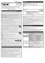 Deif-Link VSD X Operation Manual - Defi