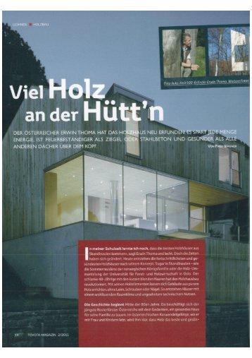 downloaden - Thoma Holz GmbH