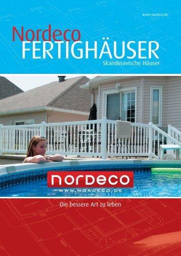 Skandinavische Holzhäuser - Fertighäuser