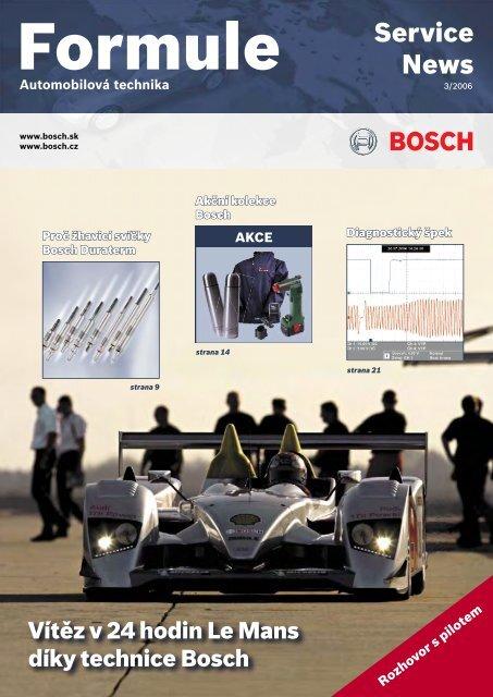 Service News - Bosch