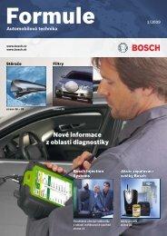 Formule 1/2009 - Bosch