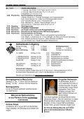Kirchenanzeiger 22. Dezember 2012 - 13. Januar 2013 - Page 7