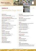 Spirituelle Tage - Schmallenberger Sauerland - Seite 4