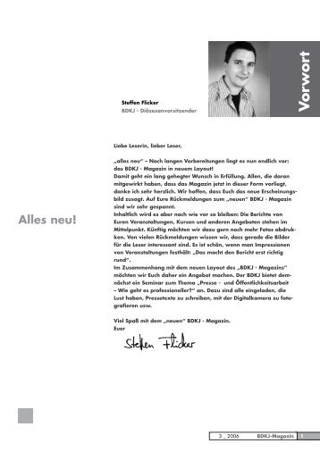 Steffen Flicker - BDKJ Fulda