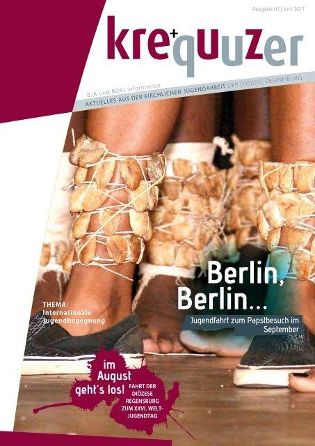Ausgabe 2/2011 Dateityp: pdf - BDKJ Diözesanverband Regensburg