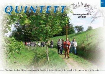 Quintett 1/2011