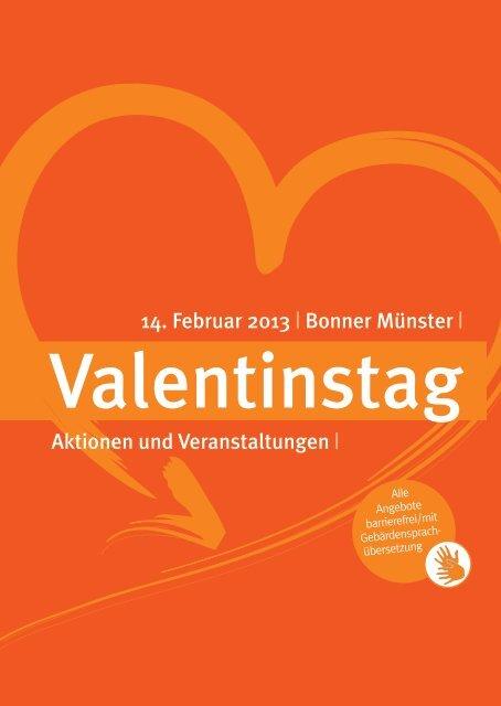 Valentinstag - Katholische Kirche Bonn