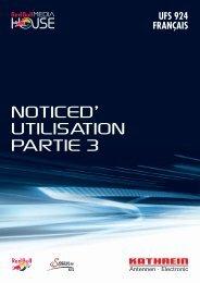 9364539, Bedienungsanleitung HDTV-Satelliten ... - Kathrein