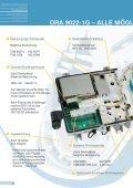 99811890; Optische Kompaktempfaenger ORA 9022-1G  ... - Kathrein - Seite 6