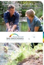 Download Unsere gastlichen Seiten 2013 - Bad Brückenau