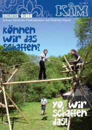 Ausgabe 04/10 - VCP Land Bayern
