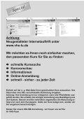 Deckblatt II-2008 dünkelgrün Internet:Layout 1.qxd - Volkshochschule - Seite 2