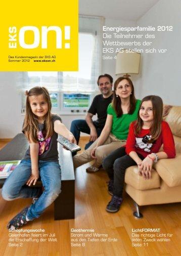 Sommer 2012 - EKS ON!
