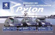 EXKLUSIV BEI KLETTE S AUTOCENTER - Klettes Autocenter GmbH