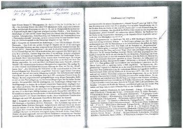 Sammlung geologischer Führer Nr. 94 Die Hochrhein-Regionen