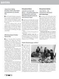 Region BayeRn - Humanistischer Verband Nürnberg