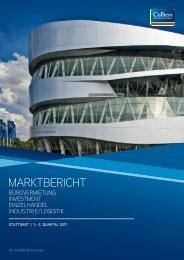 Colliers-BK Marktbericht 1.-2. Quartal 2011 - Immobilienverlag ...