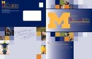 november 10 - Office of Medical Development and Alumni Relations
