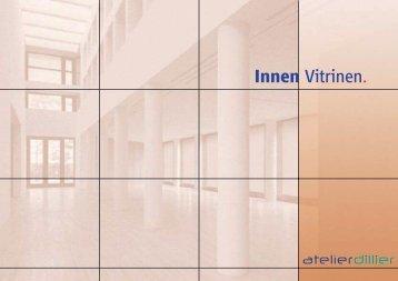Innen - Atelier Dillier Design AG