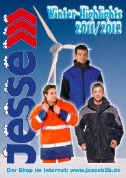 Zu den Winter Angeboten - Jesse: Service mit Profil