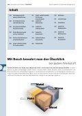 Schleifen und Polieren - Bosch Elektrowerkzeuge - Seite 2