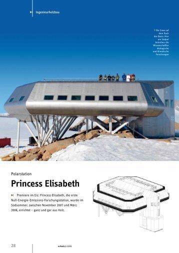 Polarstation: Princess Elisabeth - Mikado