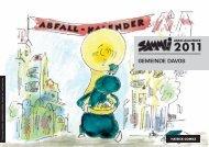 SAMMLI + Abfall-Info 2011 - Gemeinde Davos