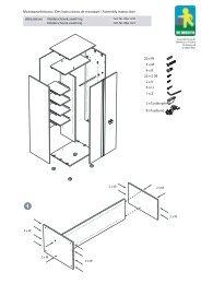 Montageanleitung / Des instructions de montage ... - De Breuyn