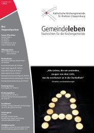 GemeindeLeben 48.KW 2012.indd - Katholische Kirchengemeinde ...