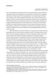 Kaleidoskop Der schottische Physiker David Brewster taucht in den ...