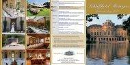Kulinarisches Kaleidoskop - Schlosshotel Monrepos