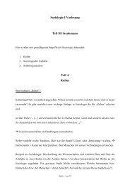 Soziologie I Vorlesung - Alexander Melichar - Home
