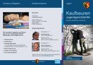 Flyer Jugendgerichtshilfe [0,8 MB] - Stadt Kaufbeuren