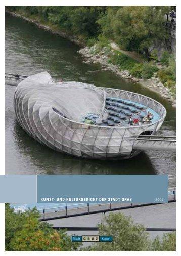 KUNST- UND KULTURBERICHT DER STADT GRAZ 2007 - GQ ...