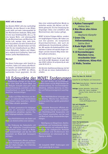 3 inhalt impressum - Green City eV
