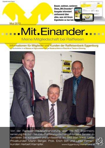 als PDF herunterladen - Raiffeisenbank Eggenburg - MeineRaika.at