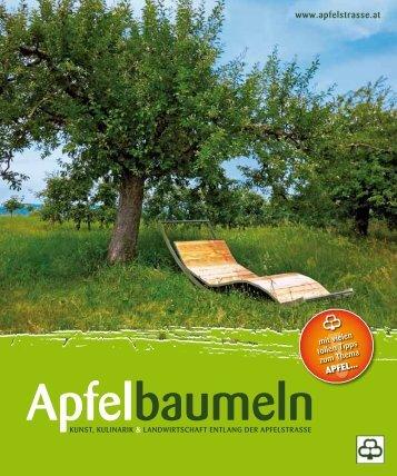 Apfelbaumeln-Buch - Steirische Apfelstrasse