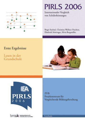 PIRLS 2006 Erste Ergebnisse - Die Presse