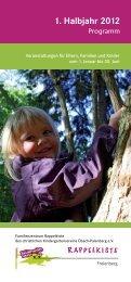 1. Halbjahr 2012 - Kindertagesstätte Meragel / Familienzentrum