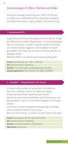 1. Halbjahr 2012 - Kindertagesstätte Meragel / Familienzentrum - Page 6