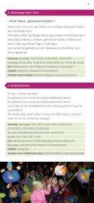 1. Halbjahr 2012 - Kindertagesstätte Meragel / Familienzentrum - Page 7