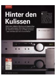 Hinter - taurus high-end gmbh