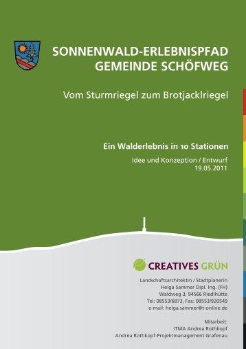 Konzeptentwurf downloaden - Region Sonnenwald