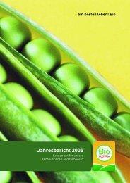 Jahresbericht 2005
