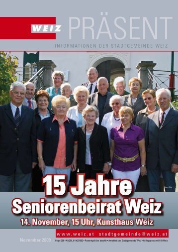 Seniorenbeirat Weiz