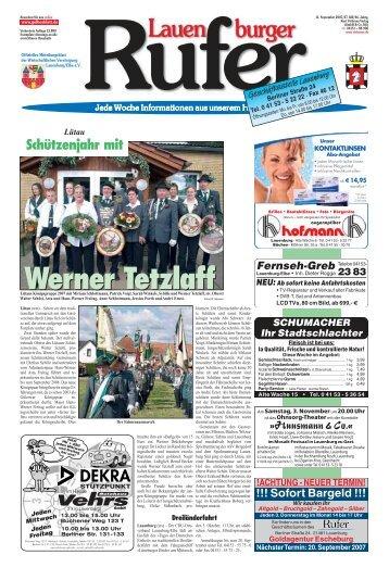 Werner Tetzlaff - Kurt Viebranz Verlag