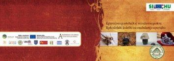 Rokodelski izdelki za vsakdanjo uporabo: katalog - Rokodelska ...
