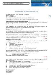 Protokoll Vollversammlung 08-11-2012 - Kita Stadtelternrat ...